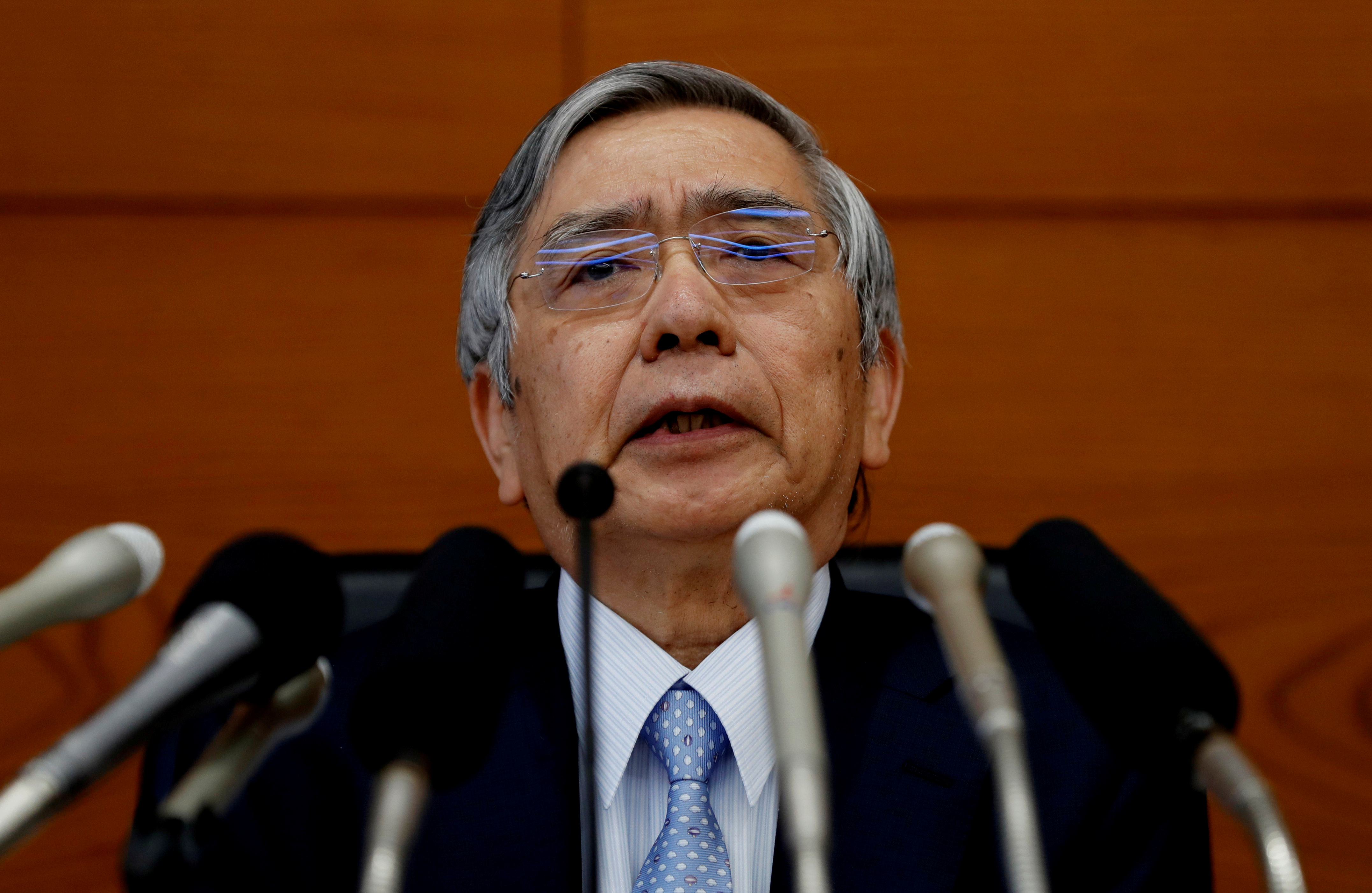 Bank of Japan chief dismisses calls to widen bonds yield band