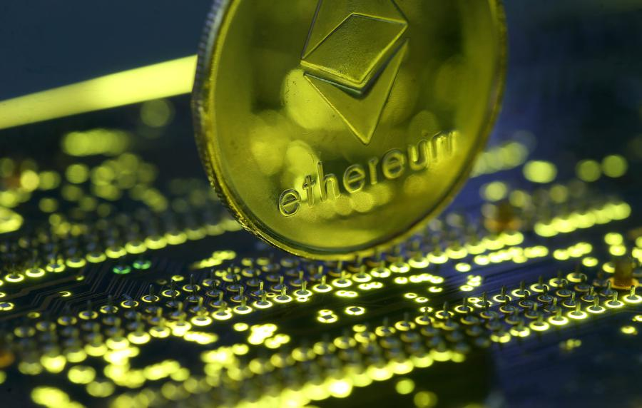 Ethereum joins the crypto party to hit record high as bitcoin levels