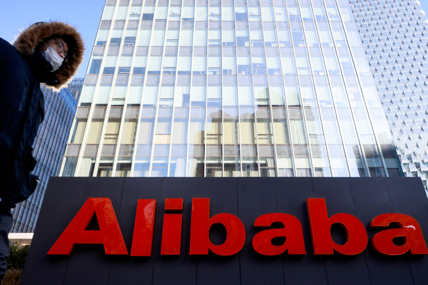 China regulator hits Alibaba with record $2.8 billion fine
