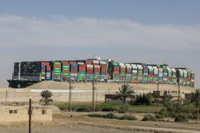 Suez Canal chiefs' $916m damages claim could run aground too