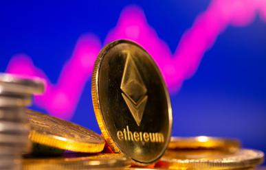 Ether steals the crypto limelight to outshine big brother bitcoin