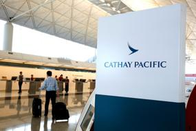 Cathay Pacific plots flight plan back to health with US bond issue