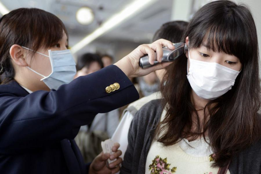 China ramps up production of masks
