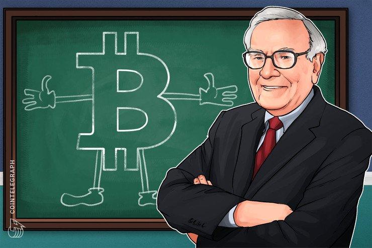 Billionaire Buffett still hates bitcoin