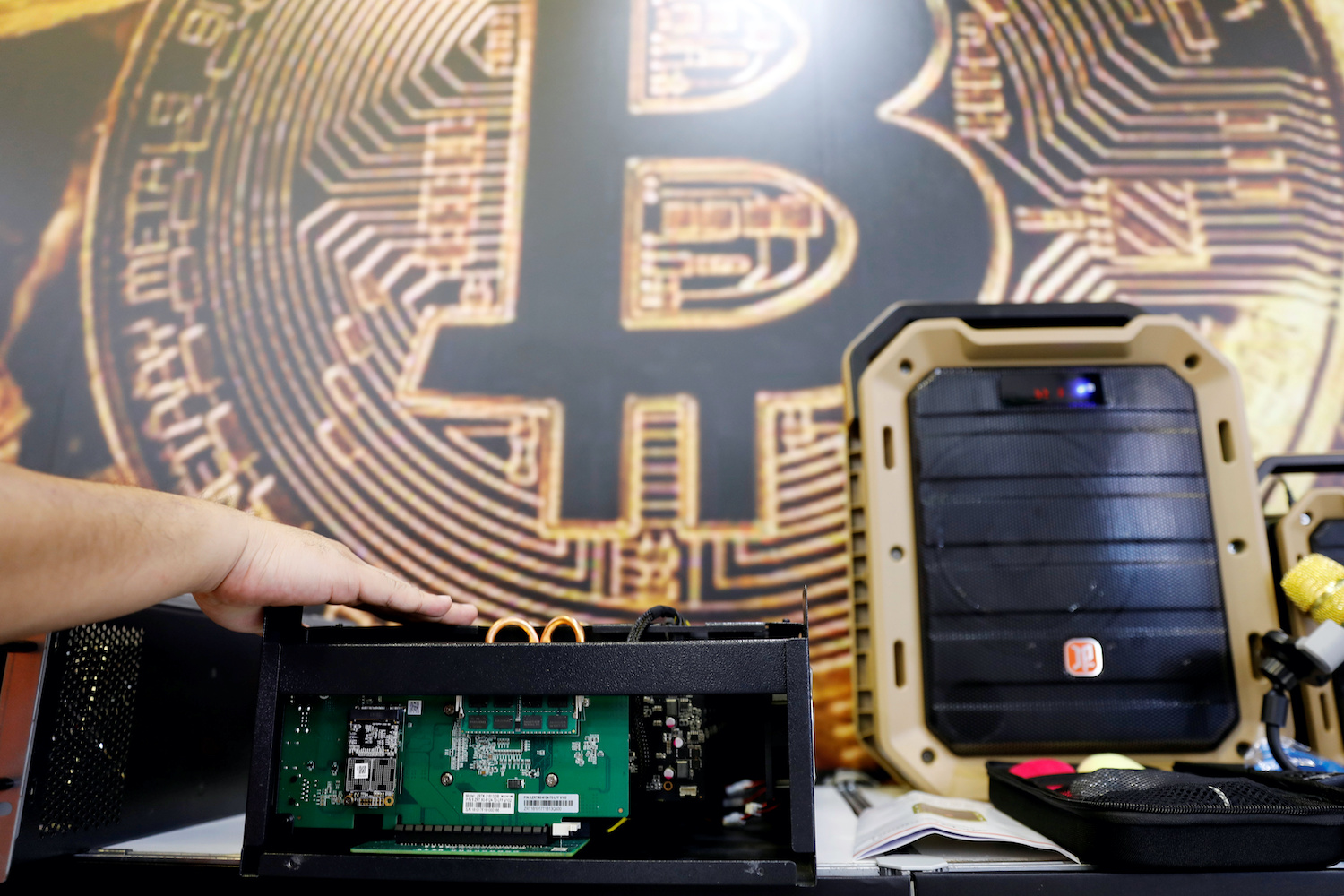 Bitcoin plunges on China mining fears and concern about regulation