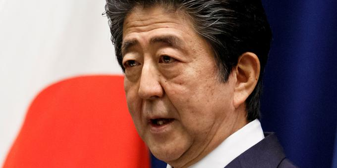 Japanese investors rattled by news of Abe resigning