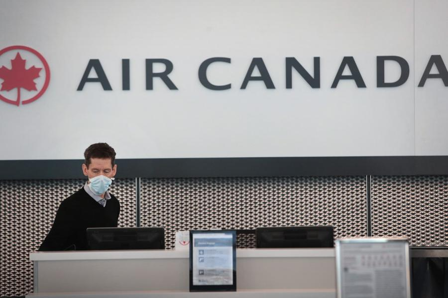 Air Canada to rehire 16,500 laid-off workers