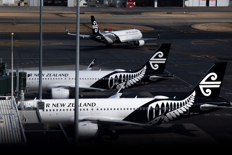 Virus-hit Air New Zealand offered $515m bailout