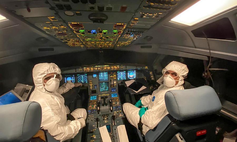 China travel warning over US mistreatment amid virus