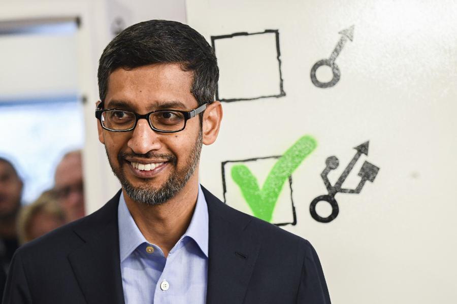 Google parent Alphabet sees growth despite pandemic