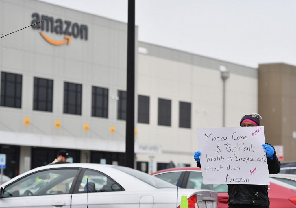 Amazon hit from all sides as crisis highlights growing power