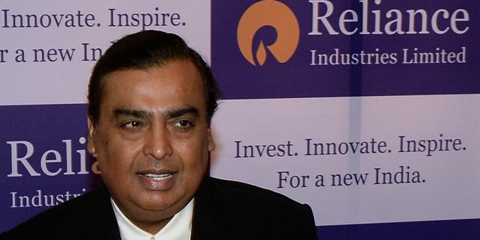 Mukesh Ambani favours bricks as much as he does for clicks