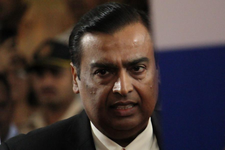 Reliance sells $1.5-bn stake in drive to become debt-free