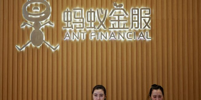 Ant and Tencent drop bank deposit shopping as Beijing cracks down