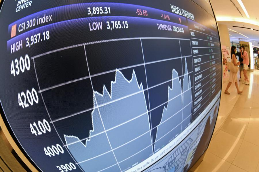 Markets get the chills as economic gales blow