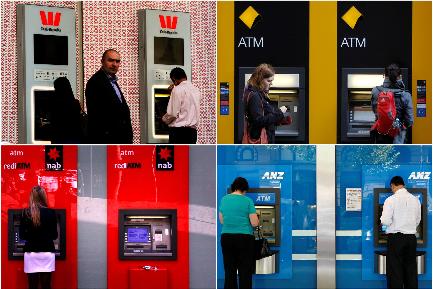 Australian banks set for boom as bad loans are reined in