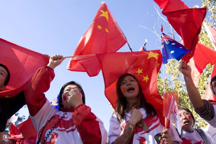 Chinese investment downunder slumps