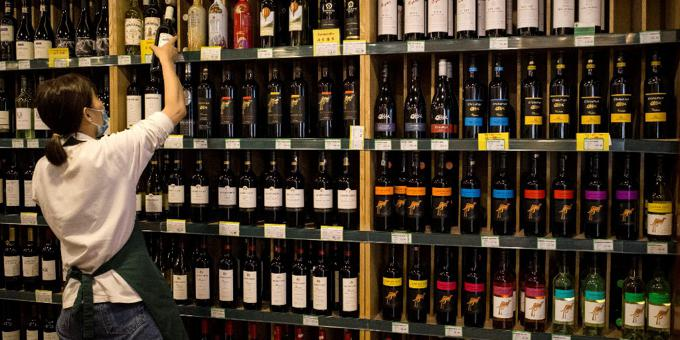 China probe into Australian wine follows claims of 'spying'