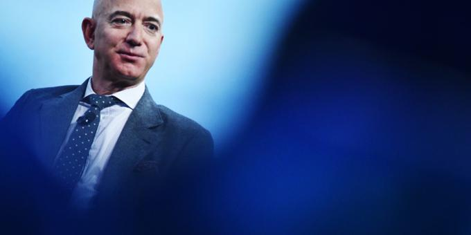 Bezos reclaims prime position as world's richest person