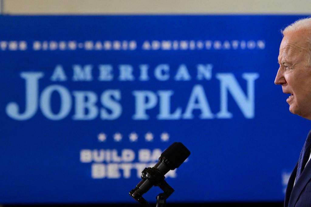 Trillion dollar man: Biden unveils vast new jobs package