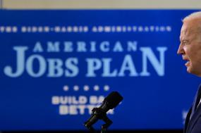 Disappointing April jobs data pose new challenge for Biden agenda