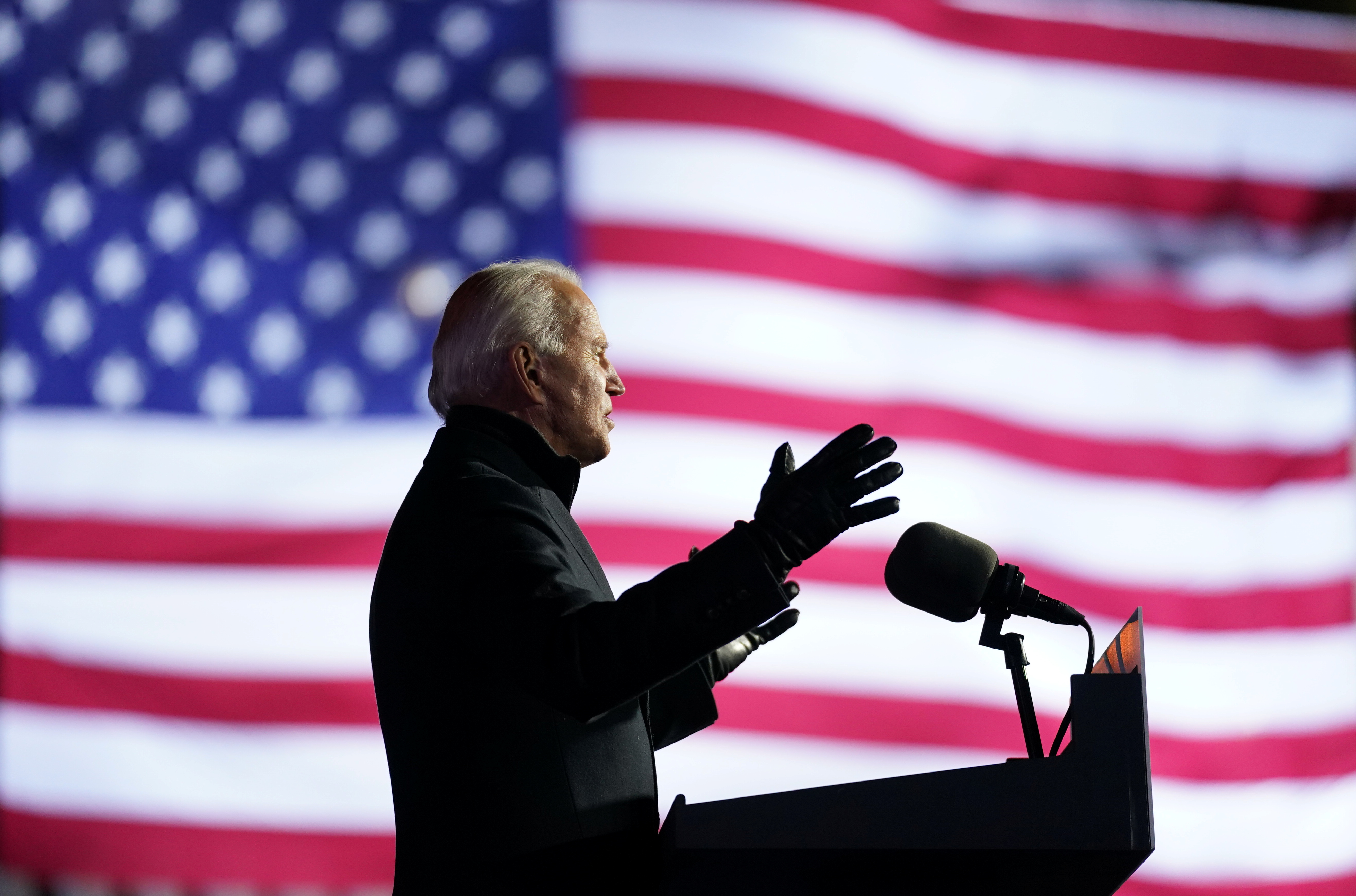 Biden 'just as confrontational as Trump' claims China state media