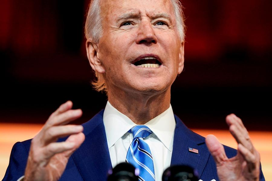 How Biden's tech-savvy advisers will engage - and challenge - China