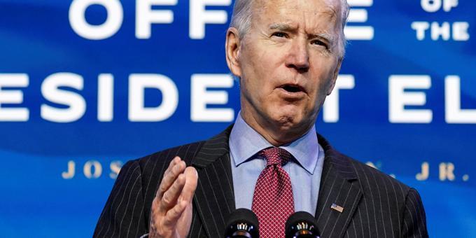 Biden's fiscal bonanza fuels rally