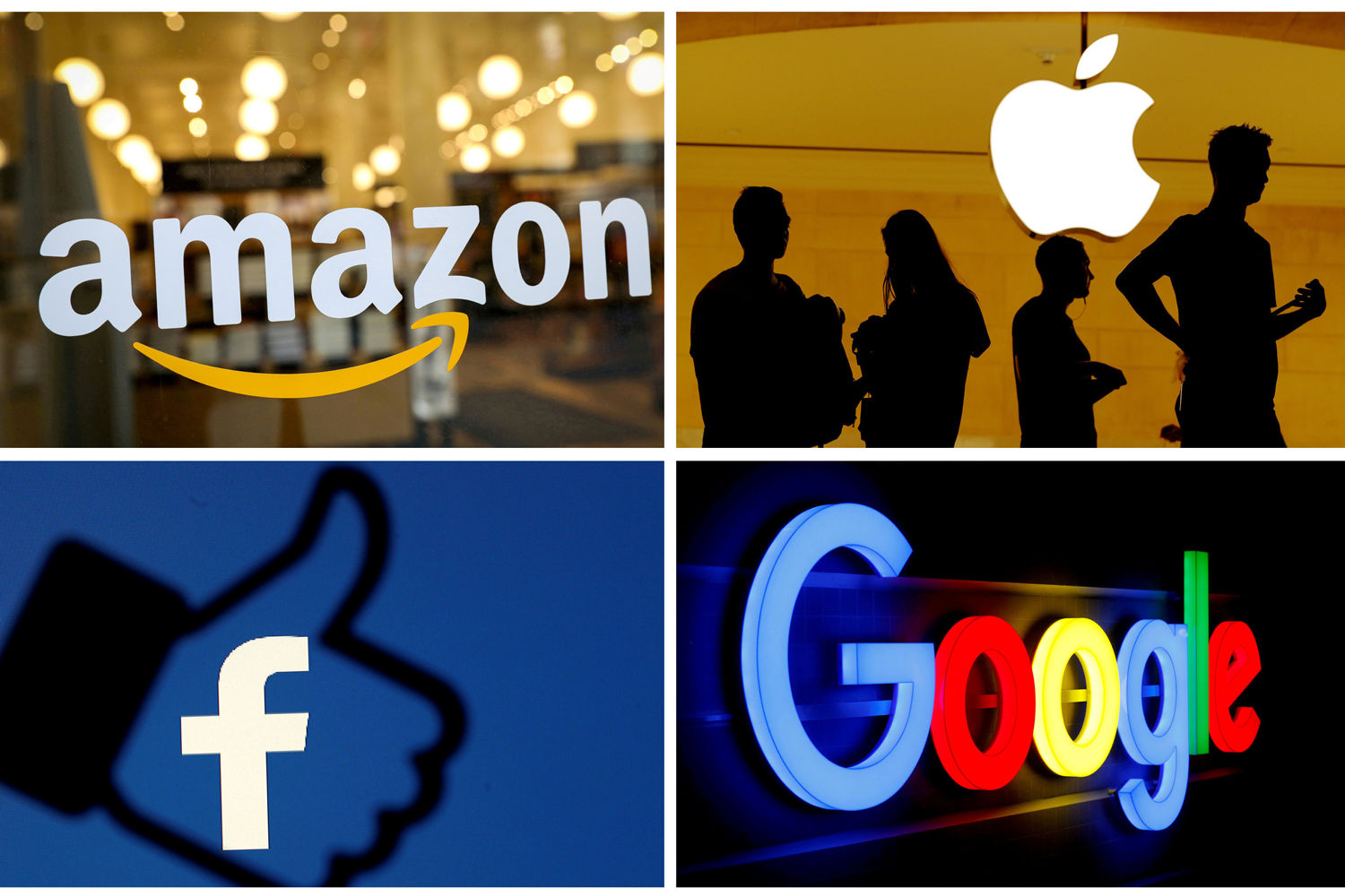 US joins in antitrust scrutiny of Big Tech companies