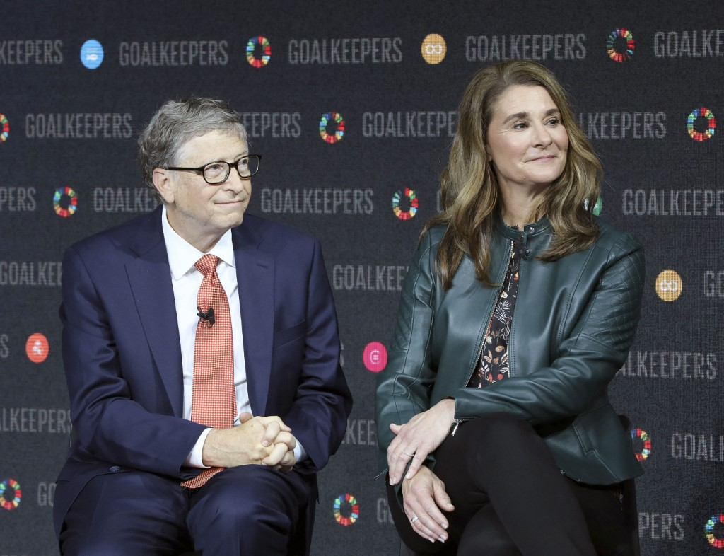 Bill and Melinda Gates to divorce, but charitable foundation to go on