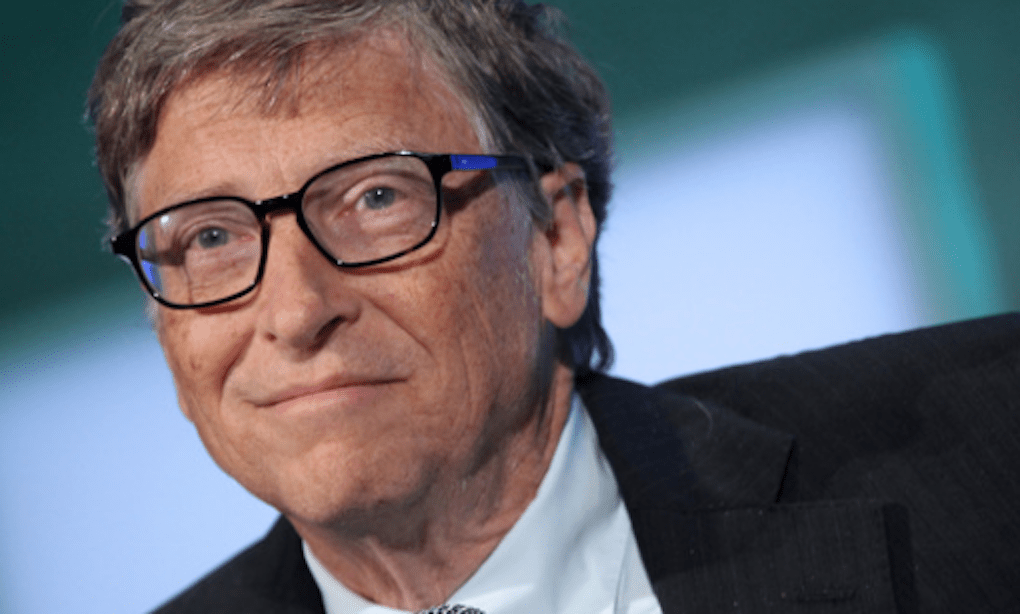 Bill Gates lauds Taiwan's coronavirus response