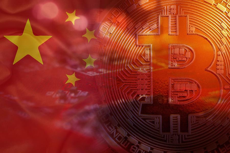 China freezes crypto traders' bank accounts