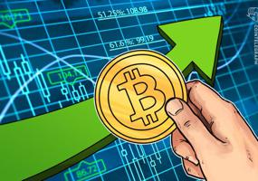 Firm 'buying 1.5X amount of Bitcoin being mined'