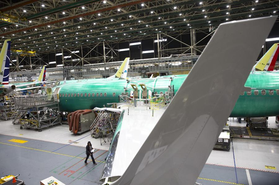 Boeing to restart making planes in Washington state
