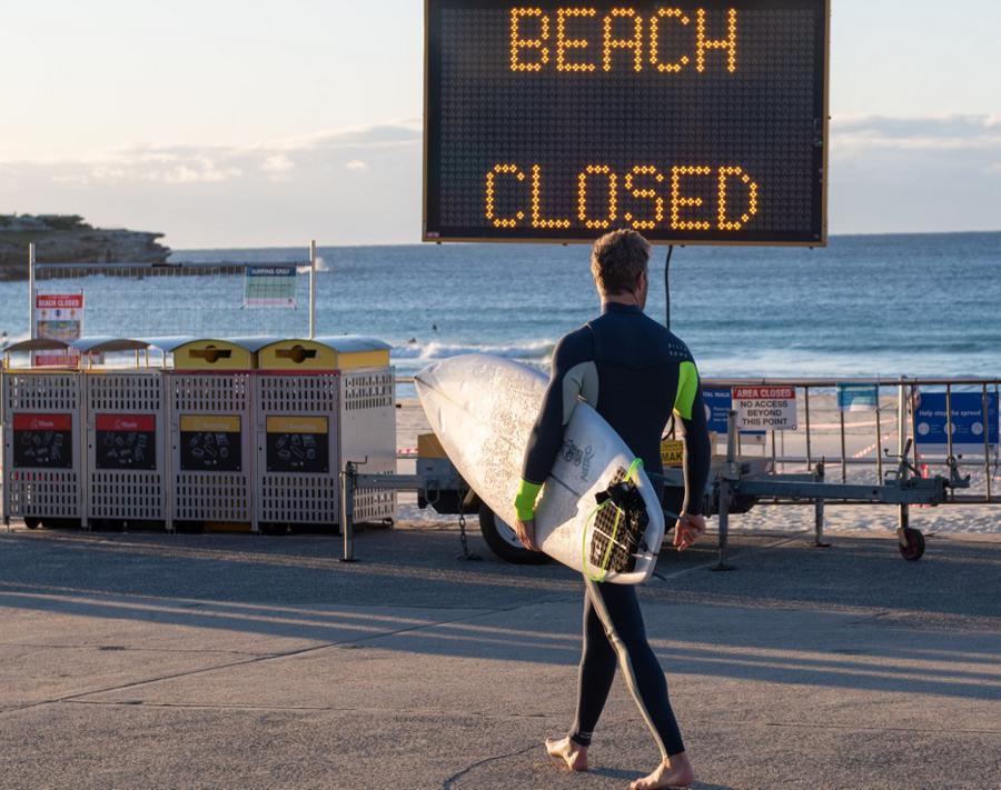 Australia losing $2.5 bn a week in virus shutdown