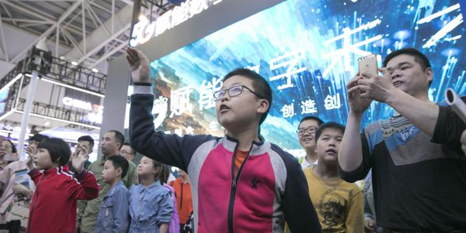 Digital China plans underway, $49 billion of new contracts signed