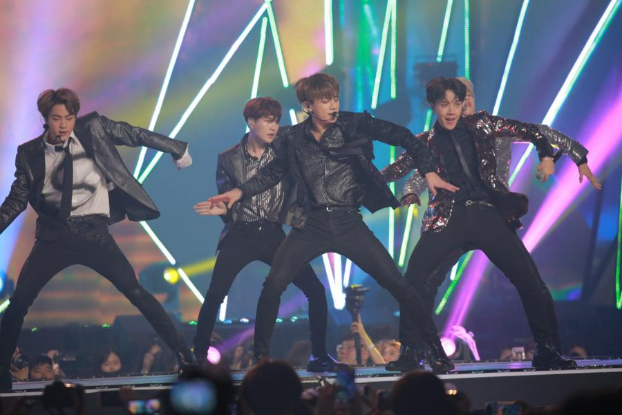 BTS promotions face China backlash over war comments