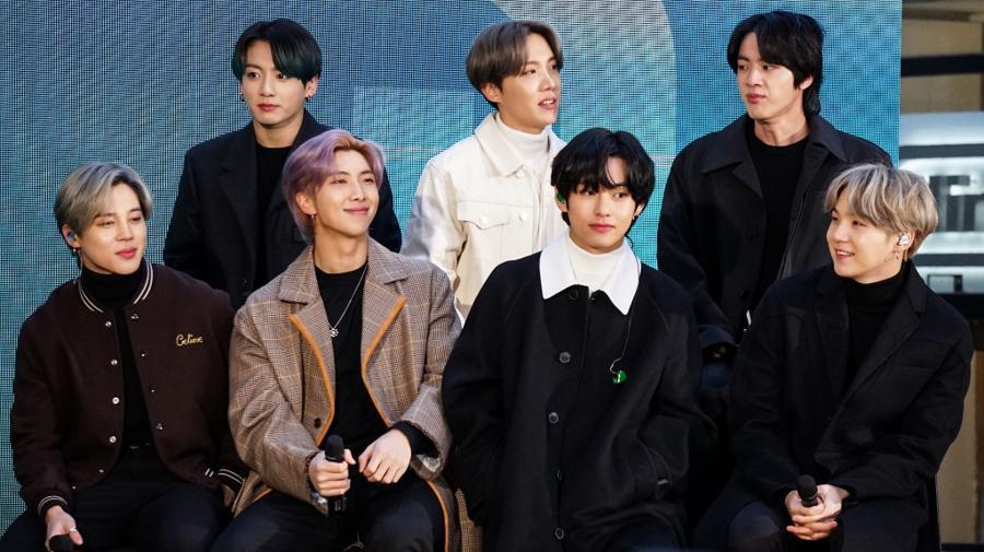 Investors swamp IPO for K-Pop band BTS management team