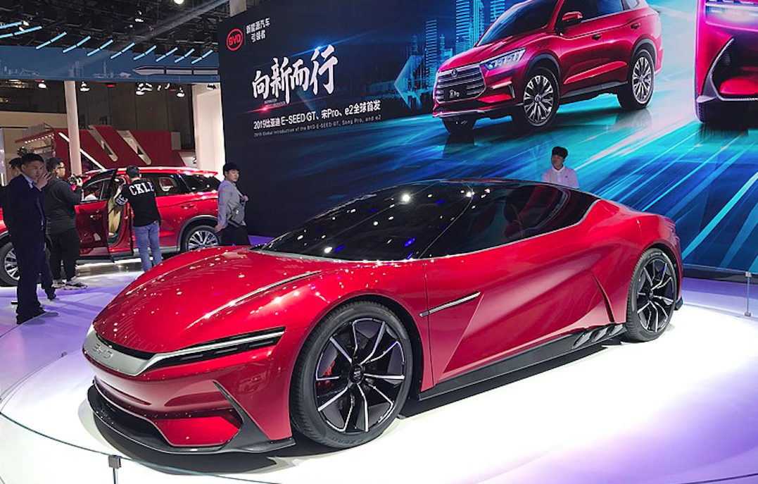 Transactions spark as corporate China embraces EV ventures