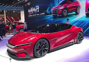 China ignites electric car production, sales
