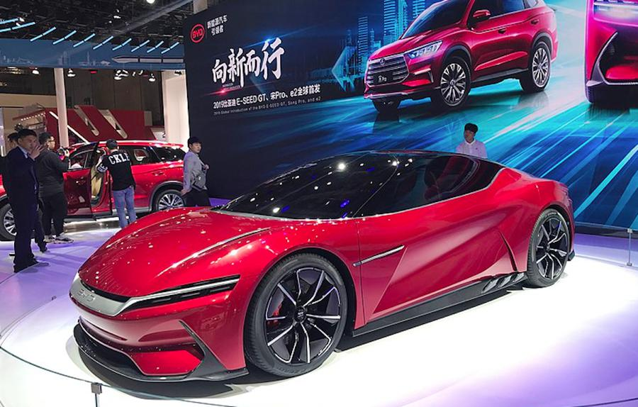 BYD's blade-shaped battery could redefine EV safety