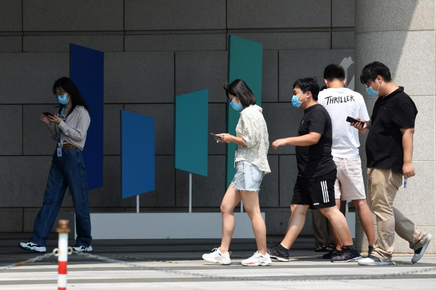 China outperforms on earnings optimism