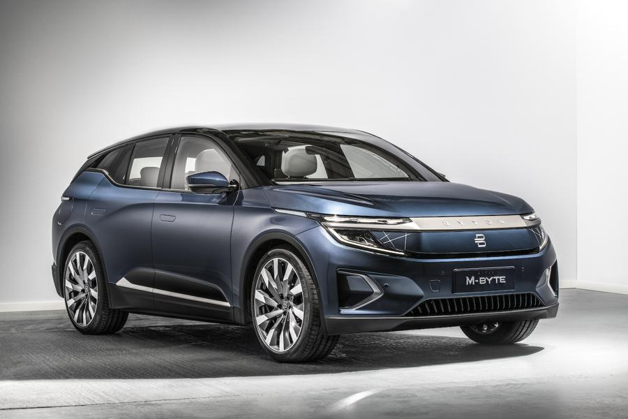 Foxconn partnership recharges ailing Chinese EV maker Byton