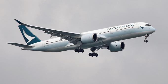 Cathay Pacific to lay off 25% of staff