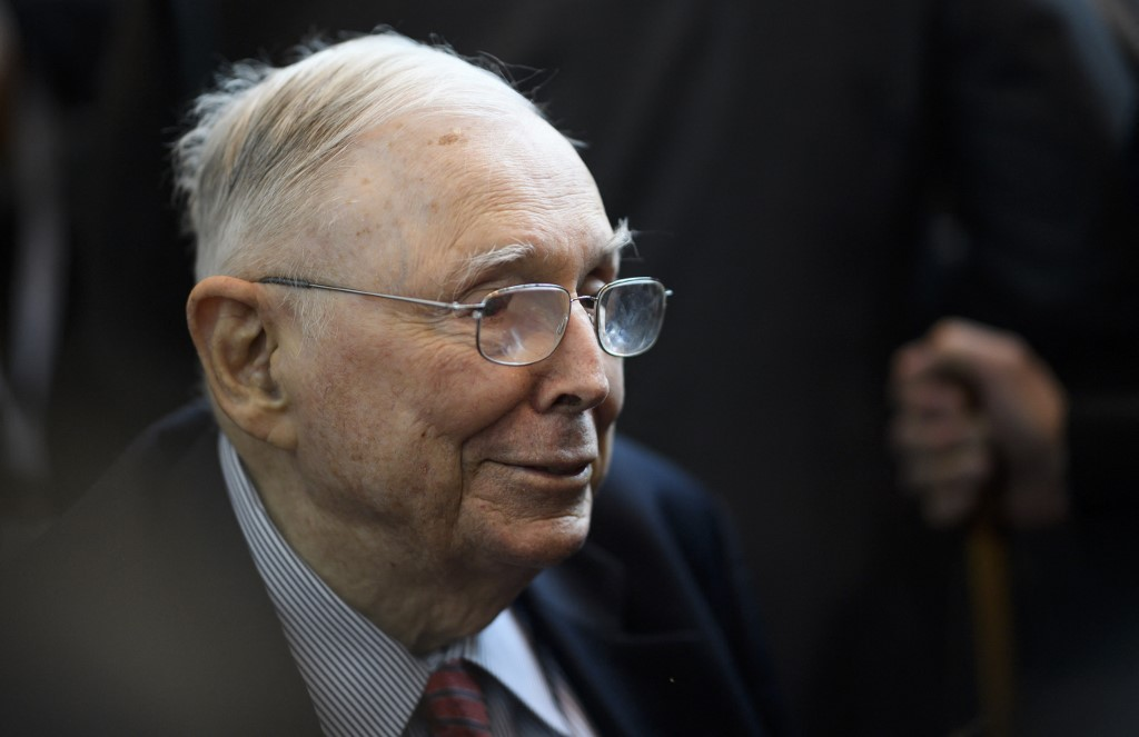 Charlie Munger's Daily Journal added Alibaba to his portfolio