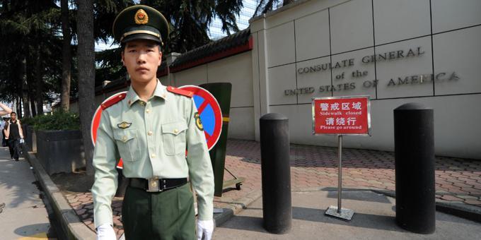 US-China spat rattles the world