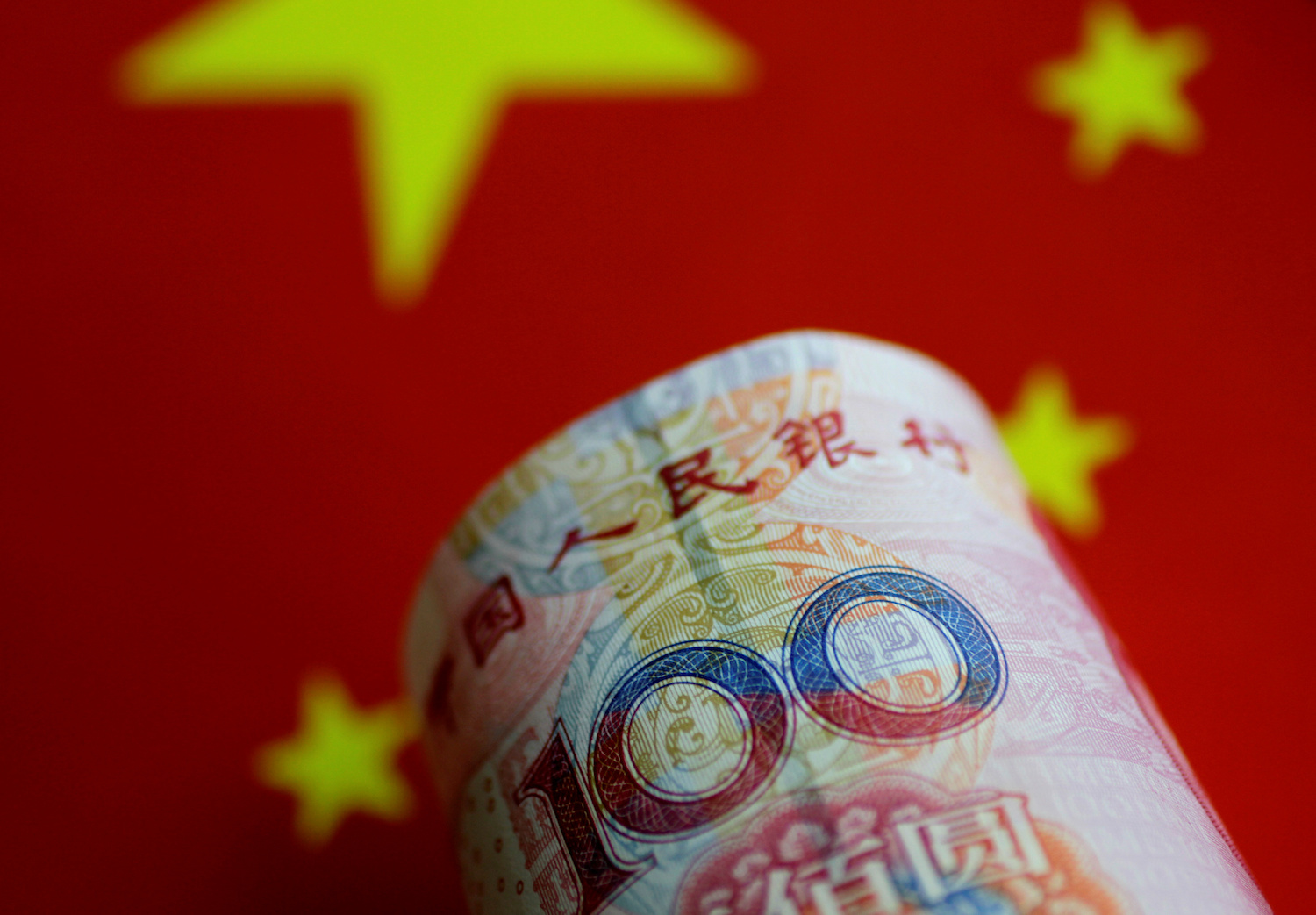 Authorities trying to rein in surging yuan