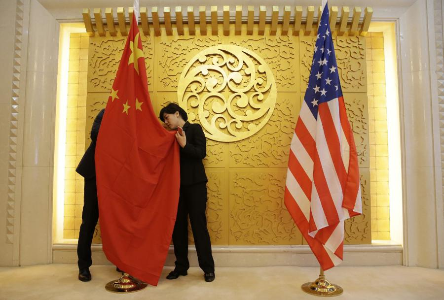 China sees US elections as Hobson's choice