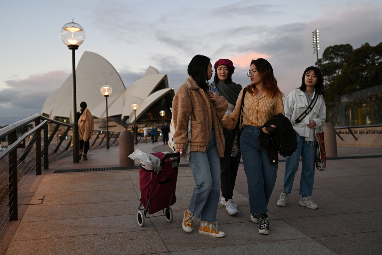 Australia and New Zealand reexamine ties with China