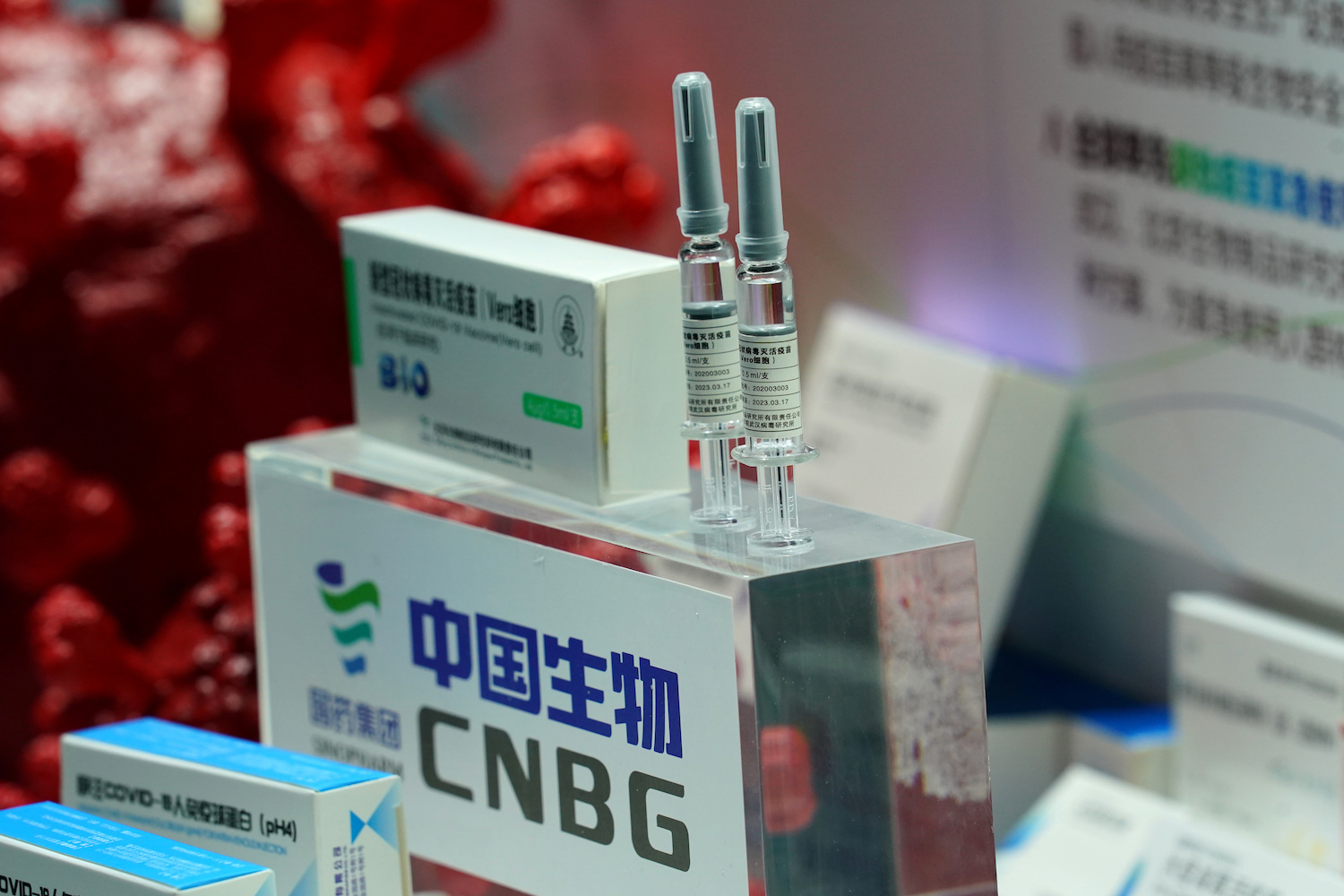 China to vaccinate all citizens in 1-2 years